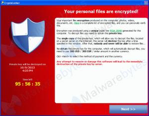 cryptolocker - cryptowall