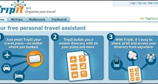 trip it screen1 310x165 - Organize your travel plans and intinerary
