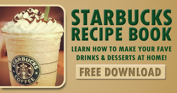 starbucks coffee recipe ebook