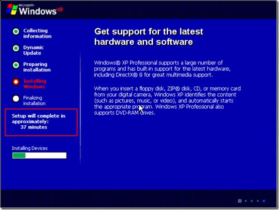 pw81 - Lost Windows XP password