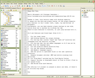 notepad1 - Text File Editor