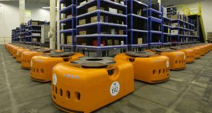kiva 310x165 - Robotic Warehouse #robots