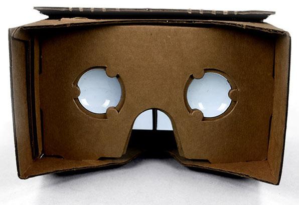 googlecardboard - Virtual Reality on your Smartphone
