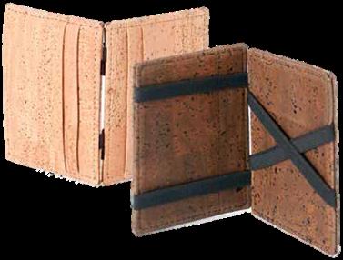 Cork Wallet - Magic Wallet
