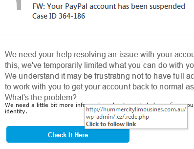 paypalscam - How to Protect Yourself Against Phishing Scams