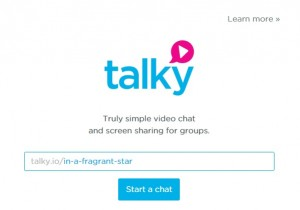 talky 300x210 - Skype Voice and Video Chat Alternatives