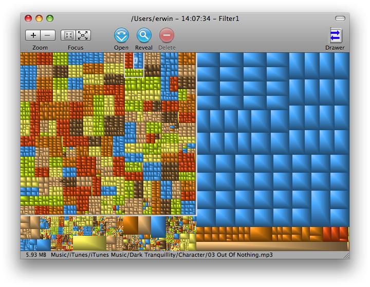 1 0 FoldersBujumbura1 - Hard Drive Space Analyzer for Windows, Linux, and Mac OS