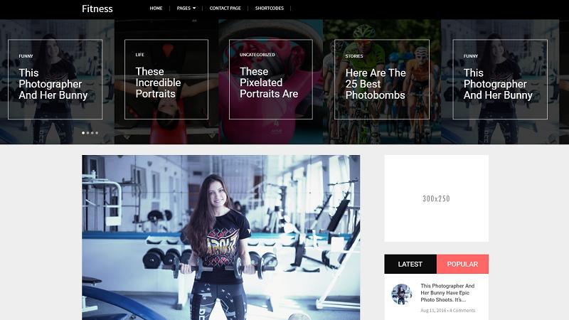 bloggingbox - Best WordPress Blog Themes