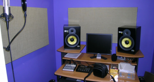homerecordingstudio 310x165 - How to Setup a Home Recording Studio