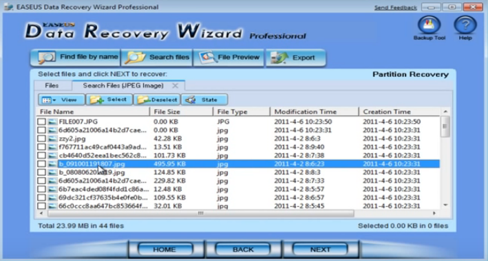 recoverfiles - Free Data Recovery Software