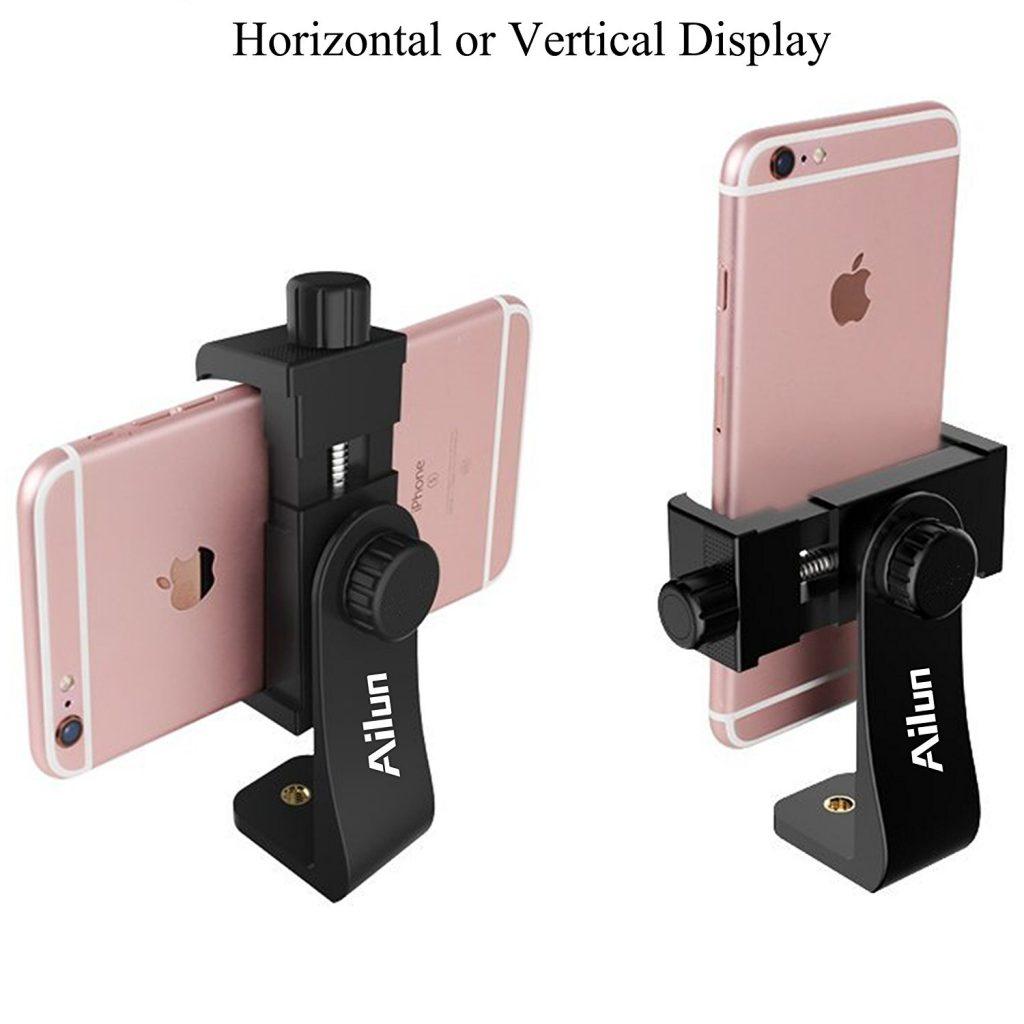 81msdX6J2NL. SL1500 1 1024x1024 - Top 5 Best Cellphone Tripod Mounts on The Market
