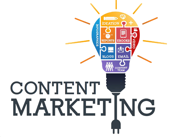 contentmarketing - Services that help you quickly create content for your site