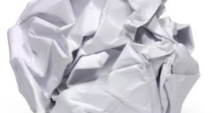 paper ball 14258211 310x165 - How to Transform Your Office into a Paperless One