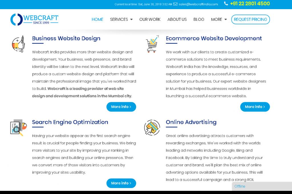 Web Design and Development Company in Mumbai India Website Designers in Mumbai 1024x680 - Top Website Design Companies in India For Design & Development Web Services