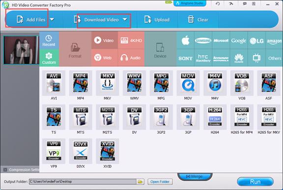 wonderfox1 - WonderFox HD Video Converter Factory Pro Review