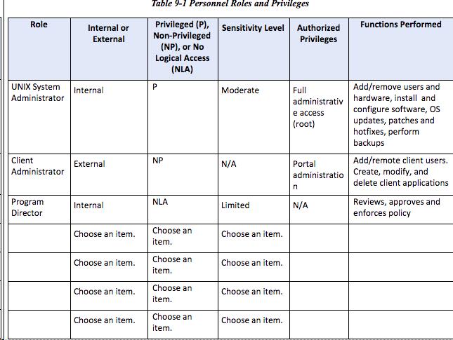fedrampcomplyfisma - NIST 800-53 and FedRAMP FISMA