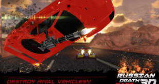 russiandeathrace 310x165 - Top Best 3D Combat Car Racing Games