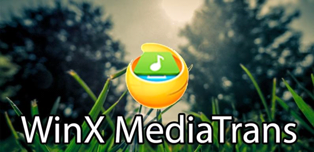 mediatrans - WinX MediaTrans Giveaway: Transfer iPhone Files without using iTunes