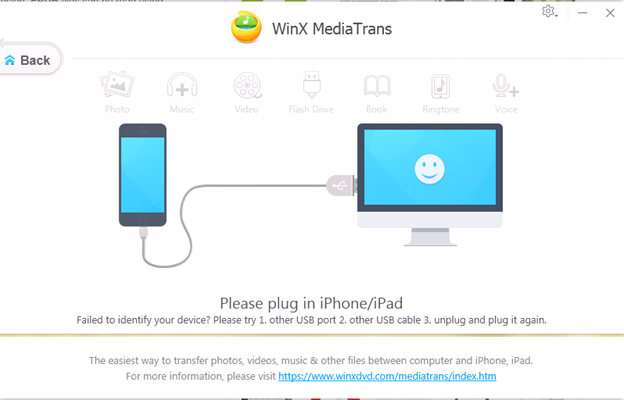 mediatrans3 - WinX MediaTrans Giveaway: Transfer iPhone Files without using iTunes