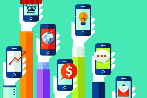 mobilemarketing2 495x4001 495x330 - 6 Important Benefits of Mobile Marketing for Small Businesses