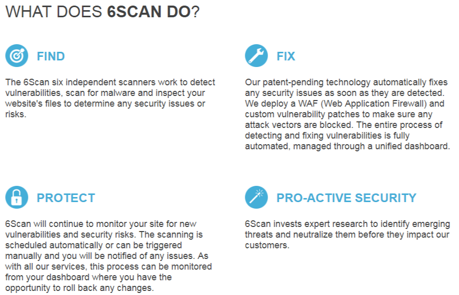 6Scan Website Malware Scanning Clean Up - How to Remove Malicious Code, Malware from Websites?