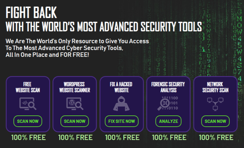 Hacker Combat Tools Free Security Scanners Online - How to Remove Malicious Code, Malware from Websites?