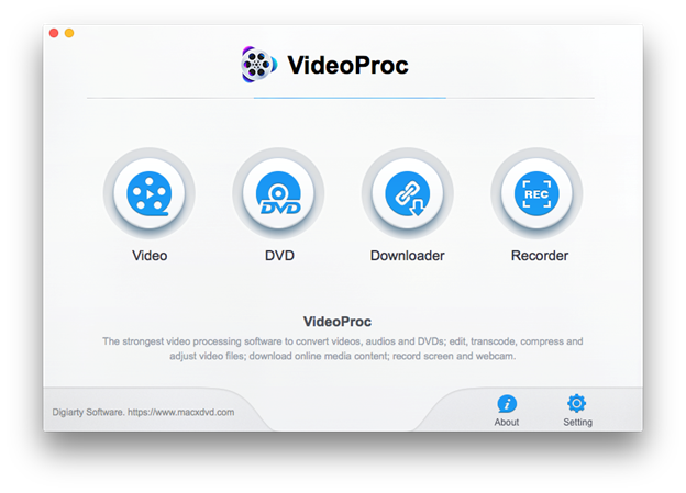 videoproc2 - VideoProc Review: Easy and Fast GoPro iPhone 4K Video Processor and Compressor