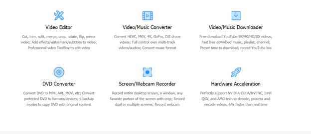 videoproc4 - VideoProc Review: Easy and Fast GoPro iPhone 4K Video Processor and Compressor
