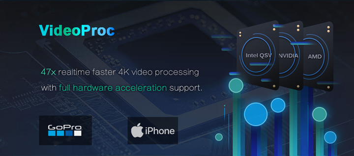 videoproc5 - VideoProc Review: Easy and Fast GoPro iPhone 4K Video Processor and Compressor