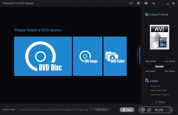 wonderfox2 0 - WonderFox DVD Ripper Pro – How to rip DVDs within three steps
