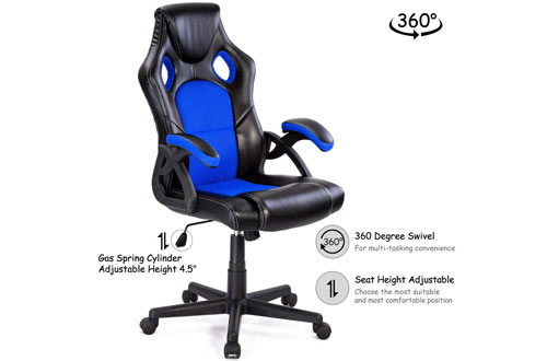 Reclining Office Chairs 31 - Top 5 Reclining Office Chair Reviews