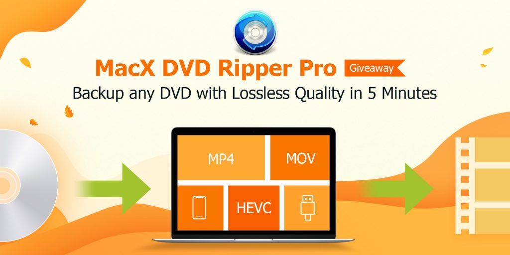 drp giveaway 1024x512 - MacX DVD Ripper Pro: The Best DVD Ripper Givaway