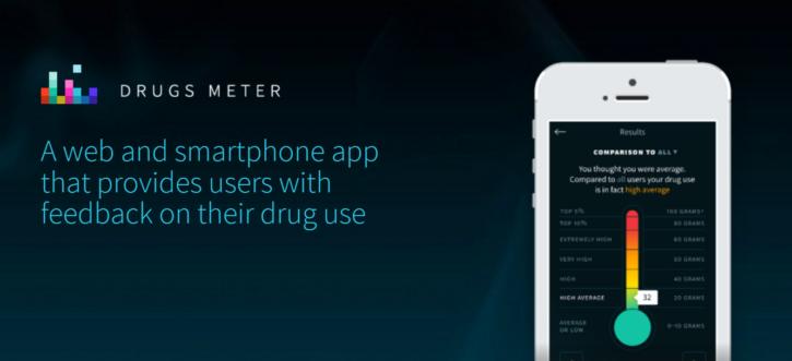 drugs meter 725x3311 - 5 Mobile Applications for Drug Testing