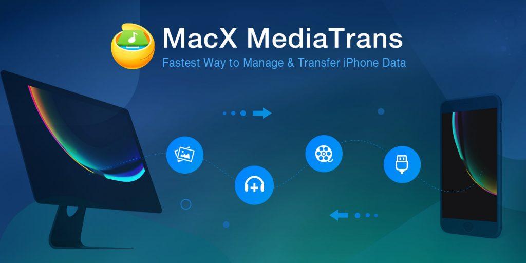 MacX MediaTrans Giveaway - Two-way Sync iPhone Photos