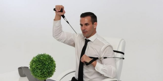 Guide to Stay in Shape at a Desk Job – Information Technology Blog