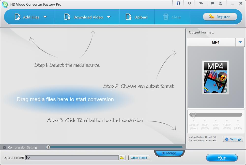 scr 1 - WonderFox HD Video Converter Factory Pro – Convert Videos Like a Pro