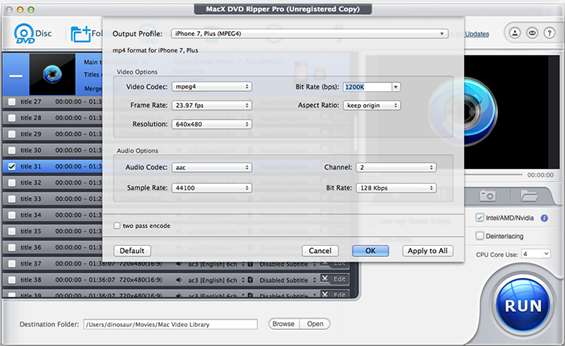 macxdvd image2 - MacX DVD Ripper Pro: Copy and Rip Any DVD in 5 mins [Giveaway]