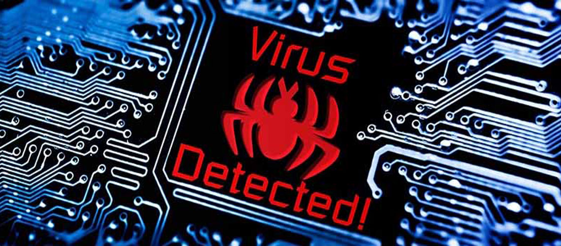virusdetected - How to Remove Virus Completely from Laptop