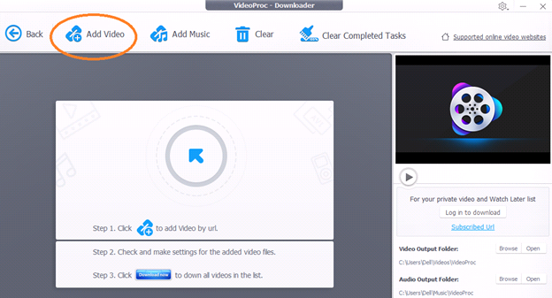 videoprocadd - VideoProc Guide - How to Download and Cut YouTube Videos with Easy Steps