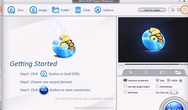 windvd1 - WinX DVD Ripper Platinum: The Fastest and Most Powerful DVD Ripper – Giveaway