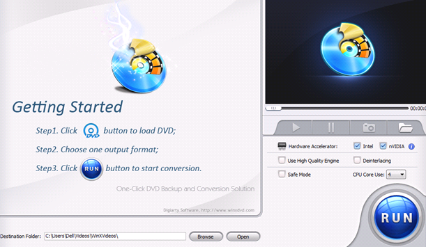 windvd3 - WinX DVD Ripper Platinum: The Fastest and Most Powerful DVD Ripper – Giveaway