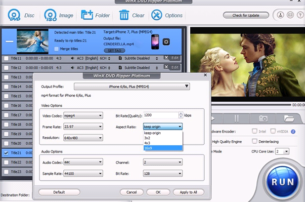 windvd4 - WinX DVD Ripper Platinum: The Fastest and Most Powerful DVD Ripper – Giveaway