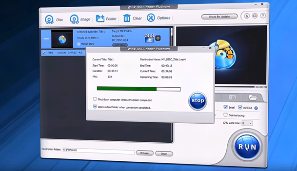windvd5 - WinX DVD Ripper Platinum: The Fastest and Most Powerful DVD Ripper – Giveaway