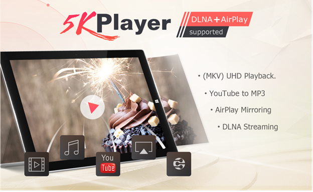 5k - 5KPlayer Review: Free Media  Player for Windows 10 / Mac 2019