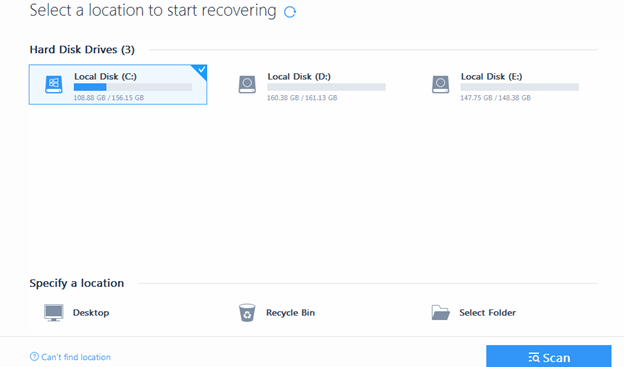 easeus3 - EaseUS Data Recovery Wizard: Recover Formatted Hard Drive Easily
