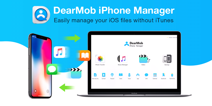 dearmob - DearMob iPhone Manager Review [iPad Mini Sweepstakes]