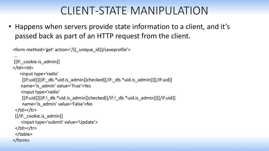 CLIENT STATEMANIPULATION1 1024x576 - What Developers Need to Know about Cybersecurity