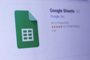 shutterstock 1114874858 300x200 - How To Use Google Sheets For Business