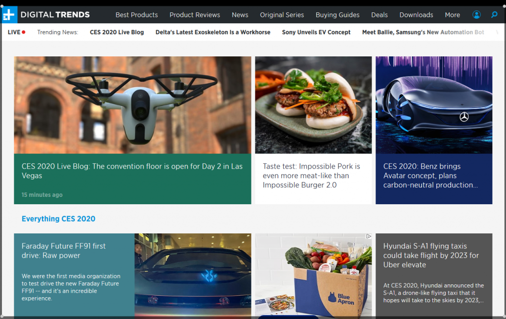 Digital Trends 1024x645 - For Tech Lover: Top 20 Best Tech Websites & Blogs That Must Visit!!