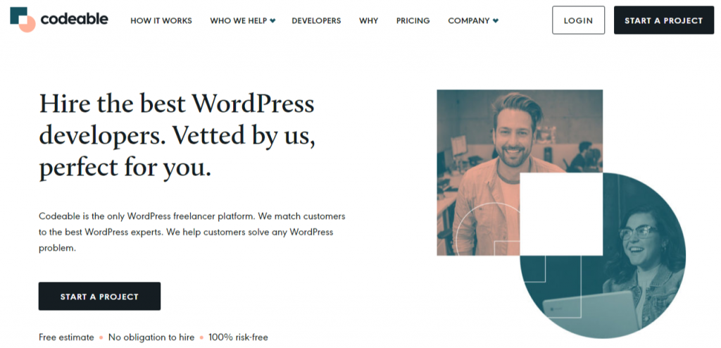 Hire the Best Freelance WordPress Developers Vetted by Codeable 1024x494 - Best Freelancing Websites To Get Remote Work in 2020